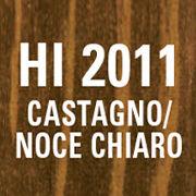 HI 2011 - CASTAGNO / NOCE CHIARO