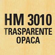 HM 3010 - TRASPARENTE OPACO