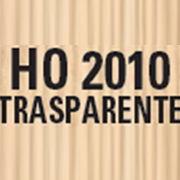 HO 2010 - TRASPARENTE