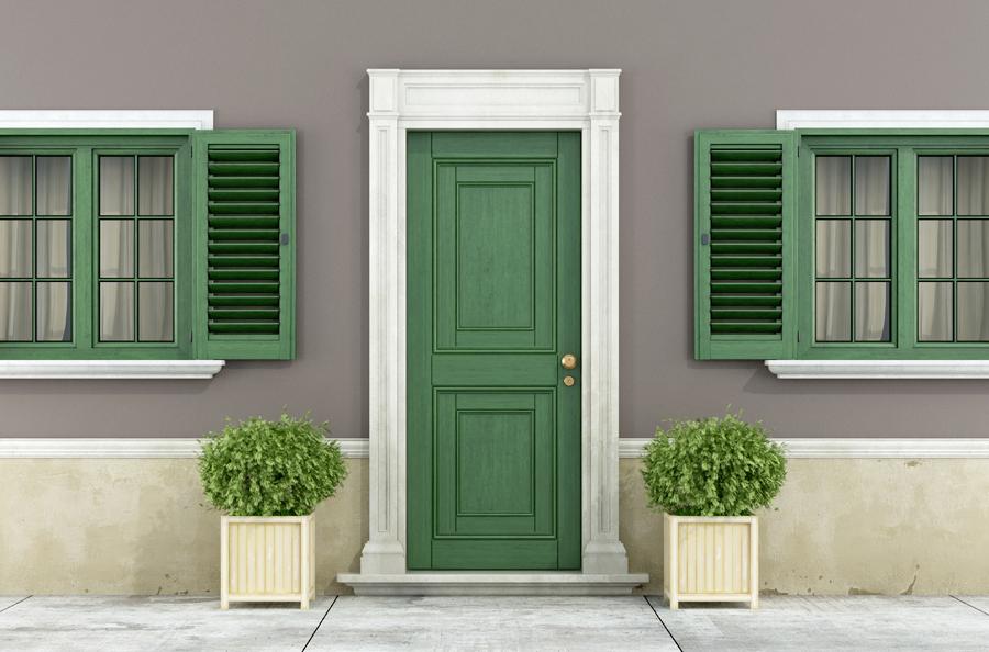 Restauro per porte in legno